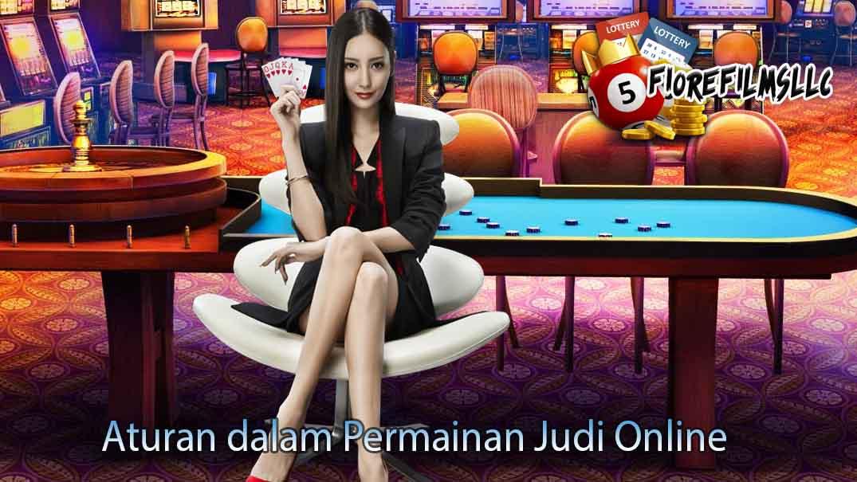 Aturan dalam Permainan Judi Online